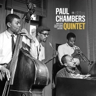 Paul Chambers Quintet (180グラム重量盤レコード/Jazz Images)