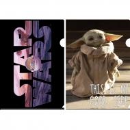 クリアファイルセットb / Star Wars マンダロリアン