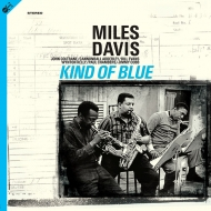 Kind Of Blue (+CD)(180グラム重量盤レコード/GROOVE REPLICA)