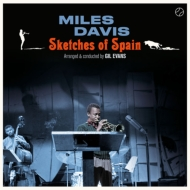 Sketches Of Spain (180グラム重量盤レコード/Matchball)