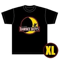三日月のTシャツ(XL)/ 突然こんなところは嫌いかい?