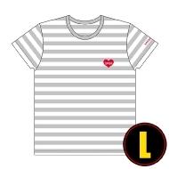 ふしだらよこしまTシャツ(L)/ 突然こんなところは嫌いかい?