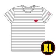 ふしだらよこしまTシャツ(XL)/ 突然こんなところは嫌いかい?