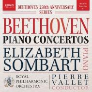 ピアノ協奏曲第1番、第2番 エリーザベト・ソンバール、ピエール・ヴァレー&ロイヤル・フィル