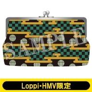 鬼滅の刃×SOUVENIRコラボポーチ(竈門炭治郎)【Loppi・HMV限定】
