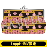 鬼滅の刃×SOUVENIRコラボポーチ(竈門禰豆子)【Loppi・HMV限定】