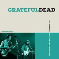 Boston Music Hall Boston Ma December 2, 1971 (3CD)
