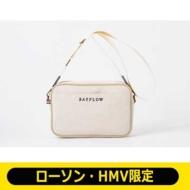 BAYFLOW LOGO SHOULDER BAG BOOK IVORY【ローソン・HMV限定】