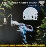 夏の夜の夢:ペーター・マーク指揮&ロンドン交響楽団 (180グラム重量盤レコード)
