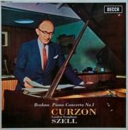 ピアノ協奏曲第1番 クリフォード・カーゾン(ピアノ)、ジョージ・セル指揮&ロンドン交響楽団 (180グラム重量盤レコード)