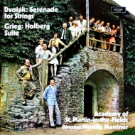 弦楽セレナード ネヴィル・マリナー&アカデミー室内管弦楽団 (180グラム重量盤レコード)