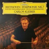 交響曲第7番 カルロス・クライバー&ウィーン・フィルハーモニー管弦楽団 (180グラム重量盤レコード)