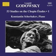 ピアノ作品集 第14集〜ショパンのエチュードによる53の練習曲 第1集 コンスタンティン・シチェルバコフ