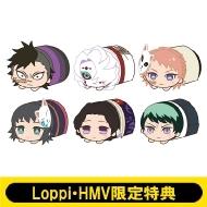 もちころりん ぬいぐるみマスコット3【Loppi・HMV限定特典付き】