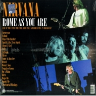 Rome As You Are: Live At The Castle Theatre.Rome Italy November 1991