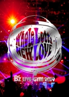 B'z LIVE-GYM 2019 -Whole Lotta NEW LOVE-(Blu-ray)