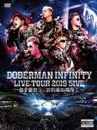 DOBERMAN INFINITY LIVE TOUR 2019 「5IVE 〜必ず会おうこの約束の場所で〜」 【初回生産限定盤】(2DVD+Tシャツ)