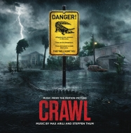 クロール -凶暴領域-Crawl オリジナルサウンドトラック (アナログレコード)