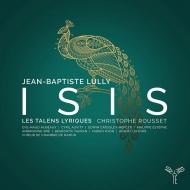 歌劇『イシス』全曲 クリストフ・ルセ&レ・タラン・リリク、エヴ=モー・ユボー、シリル・オヴィティ、他(2019 ステレオ)(2CD)