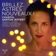 フランス・バロック作品集 シャンタル・サントン・ジェフリー、ジュルジ・ヴァシェジ&オルフェオ管弦楽団