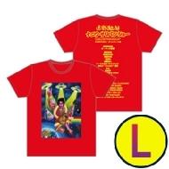 イベントTシャツ(赤)Lサイズ