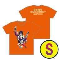 イラストTシャツ(オレンジ)Sサイズ