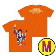 イラストTシャツ(オレンジ)Mサイズ