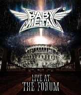 LIVE AT THE FORUM (Blu-ray)
