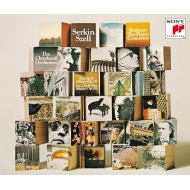 ブラームス:ピアノ協奏曲第1番、第2番、モーツァルト:ピアノ協奏曲第20番、第19番 ルドルフ・ゼルキン、ジョージ・セル&クリーヴランド管弦楽団、他(2SACD)