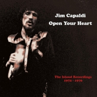 Jim Capaldi/Open Your Heart: The Island Recordings 1972-1976 (+dvd)(Box)