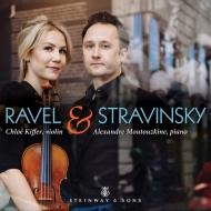 Violin Sonatas: Kiffer(Vn)Moutouzkine(P)+stravinsky: Firebird, Petrouchka 3 Movements