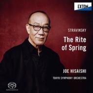 Le Sacre du Printemps : Joe Hisaishi / Tokyo Symphony Orchestra
