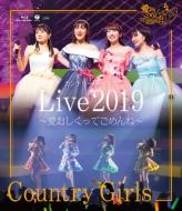 カントリー・ガールズ ライブ 〜愛おしくってごめんね〜(Blu-ray)