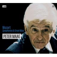 交響曲集(第31〜36、38、39、40、41番)、大ミサ曲、他 ペーター・マーク&パドヴァ・ヴェネート管弦楽団(5XRCD)