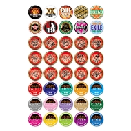 EXILE PERFECT LIVE 缶バッジ(全40種のうち、ランダム1種)