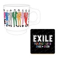 EXILE PERFECT LIVE マグカップ&コースターセット