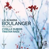 ナディア・ブーランジェ:歌曲集、リリ・ブーランジェ:4つの歌 シリル・デュボワ、トリスタン・ラース