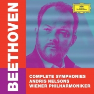 交響曲全集 アンドリス・ネルソンス&ウィーン・フィル(5CD+ブルーレイ・オーディオ)(通常版キャップ・ボックス仕様)