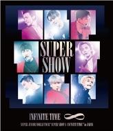 "SUPER JUNIOR WORLD TOUR ""SUPER SHOW 8: INFINITE TIME"" in JAPAN (Blu-ray)"
