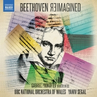 ベートーヴェン再想像 ヤニフ・セガル&BBCウェールズ・ナショナル管弦楽団、ガブリエル・プロコフィエフ(エレクトロニクス)