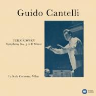 交響曲第5番 : チャイコフスキー グィード・カンテッリ、ミラノ・スカラ座管弦楽団 (180グラム重量盤レコード)
