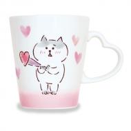 ハートマグカップ(ハートキュン)