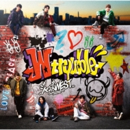 W trouble [First Press Limited Edition B]