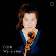 無伴奏チェロ組曲 全曲 アリサ・ワイラースタイン(2CD)(日本語解説付)
