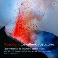 『カヴァレリア・ルスティカーナ』全曲 マレク・ヤノフスキ&ドレスデン・フィル、メロディ・ムーア、ブライアン・ジャッジ、他(2019 ステレオ)