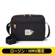 リラックマ Shoulder Bag Book Black Ver.