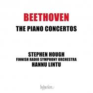 ピアノ協奏曲全集 スティーヴン・ハフ、ハンヌ・リントゥ&フィンランド放送交響楽団(3CD)(日本語解説付)