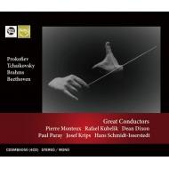 偉大なる指揮者たち〜モントゥー、クーベリック、ディクソン、クリップス、パレー、シュミット=イッセルシュテット(4CD)