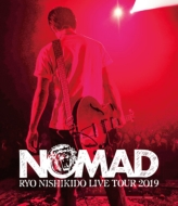 "錦戸亮 LIVE TOUR 2019""NOMAD""(Blu-ray+CD)"