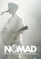 "錦戸亮 LIVE TOUR 2019""NOMAD""(DVD+CD)"